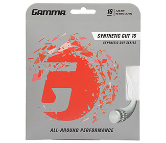 Gamma Synthetic Gut 16g (White)