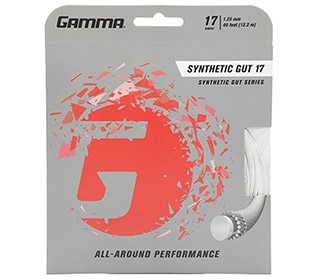 Gamma Synthetic Gut 17g (White)