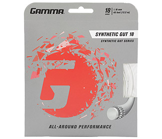 Gamma Synthetic Gut 18g (White)