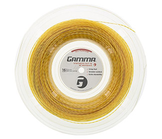 Gamma Syn w/Wearguard 16g Reel (Gold)