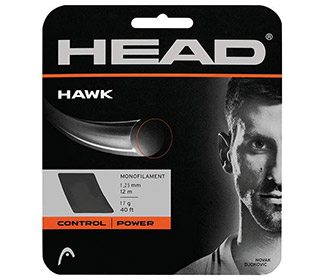 Head Hawk 17g (White)
