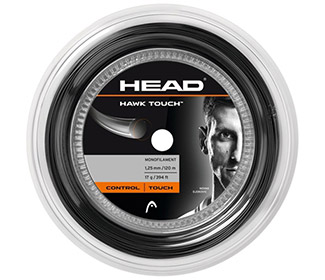 Head Hawk Touch 17g Reel Grey