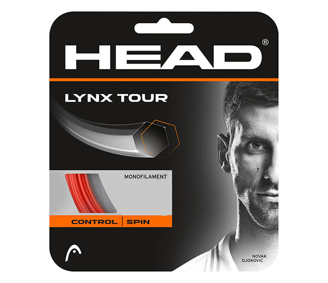 Head Lynx Tour 17g (Orange)