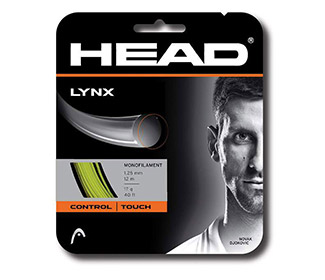 Head Lynx 17g (Yellow)