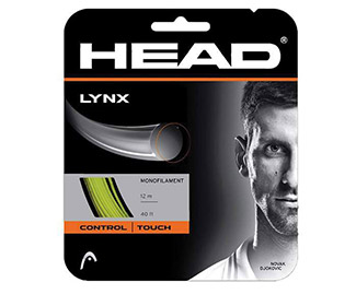 Head Lynx 18g (Yellow)