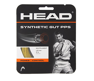 Head Synthetic Gut PPS 17g (Gold)