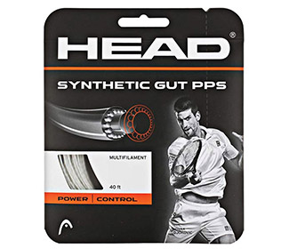 Head Synthetic Gut PPS 17g (White)