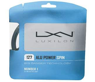 Lux. ALU Power 127 Spin