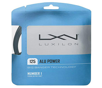 Luxilon Big Banger ALU Power Silver 1.25