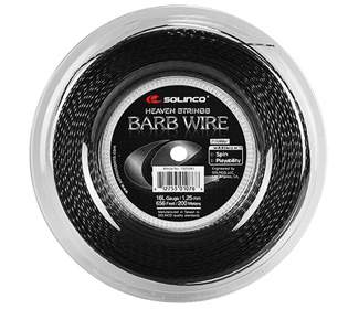 Solinco Barb Wire Reel (Black)