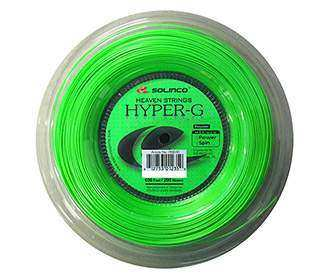 Solinco Hyper-G Reel (Lime)