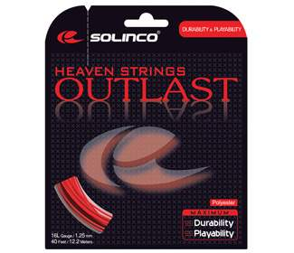Solinco Outlast (Red)