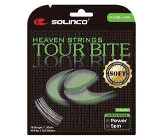 Solinco Tour Bite Soft (Silver)
