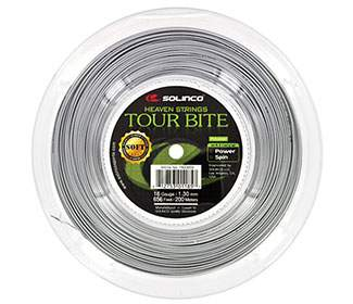 Solinco Tour Bite Soft Reel (Silver)