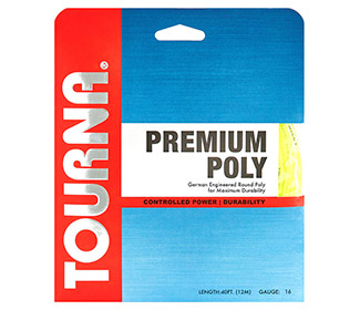 Tourna Premium Poly (Yellow)