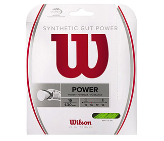 Wilson Synthetic Gut Power (Lime) 16g