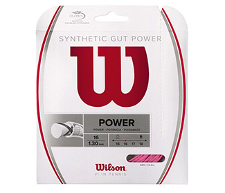 Wilson Synthetic Gut Power (Pink) 16g