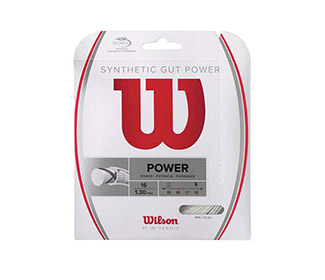 Wilson Synthetic Gut Power (White) 16g