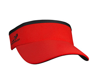Headsweats Super Visor (Red)