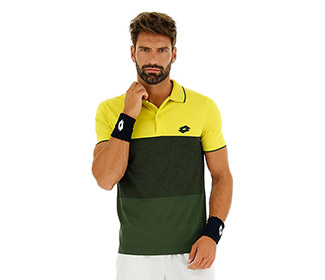 Lotto Top Ten Tech Polo (M)