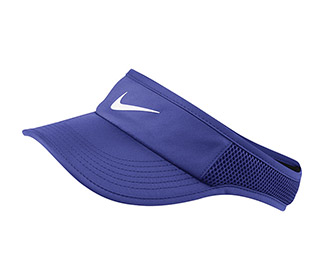 Nike Featherlight Visor (W) (Purple)
