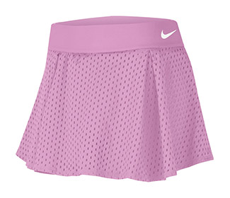 Nike Court Dry Essential Flouncy Skirt (W) (Pink)