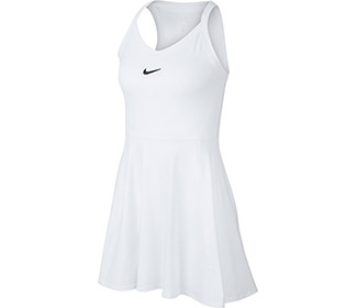 Nike Court Dry Dress (W) (White)