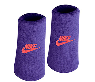Nike Tennis Premier Double Wristbands (2x)