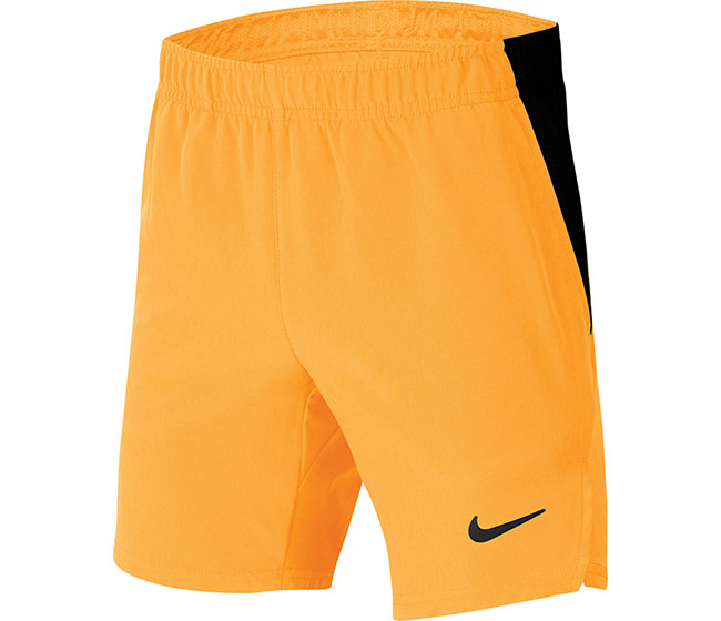 Nike Court Flex Short (B) (Yellow)