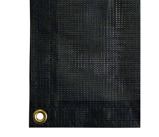 Aer-Flo VCP Windscreen (6'x60') | Black