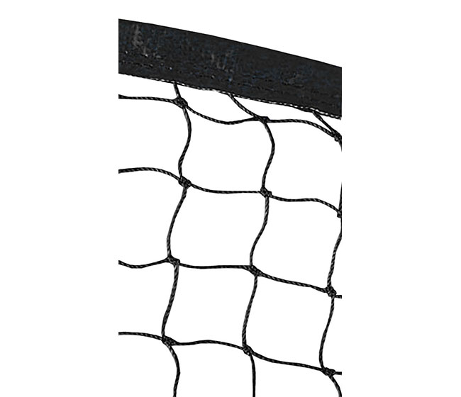 Courtmaster Divider Curtain w/Lead Rope (10'x60') Custom (Black)