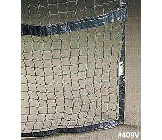 Courtmaster Netting Skirt w/out Lead Rope (2'x60') (Black)