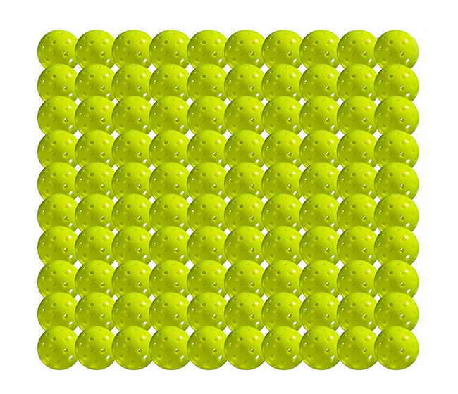 Franklin X-40 Pickleball (100x)(Optic Yellow)
