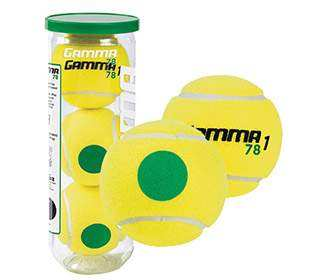 Gamma 78 Green Dot Balls (Case-12x)