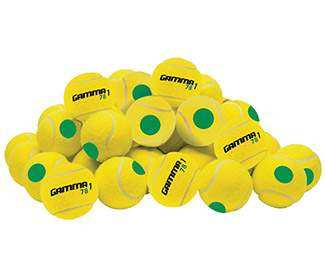 Gamma 78 Green Dot Ball Bag (60x)