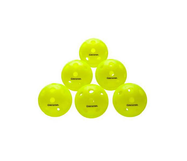 Gamma Photon Indoor Pickleball (6x)