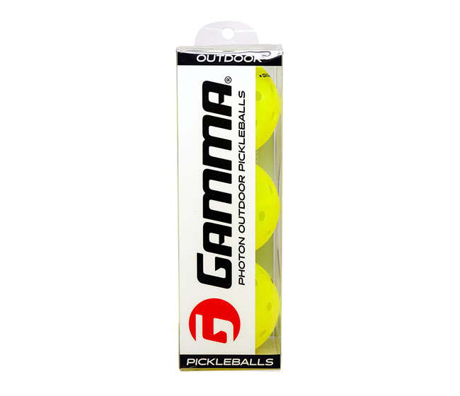 Gamma Photon Outdoor Pickleball (3x)
