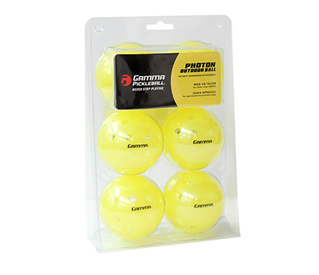 Gamma Photon Outdoor Pickleball (6x)