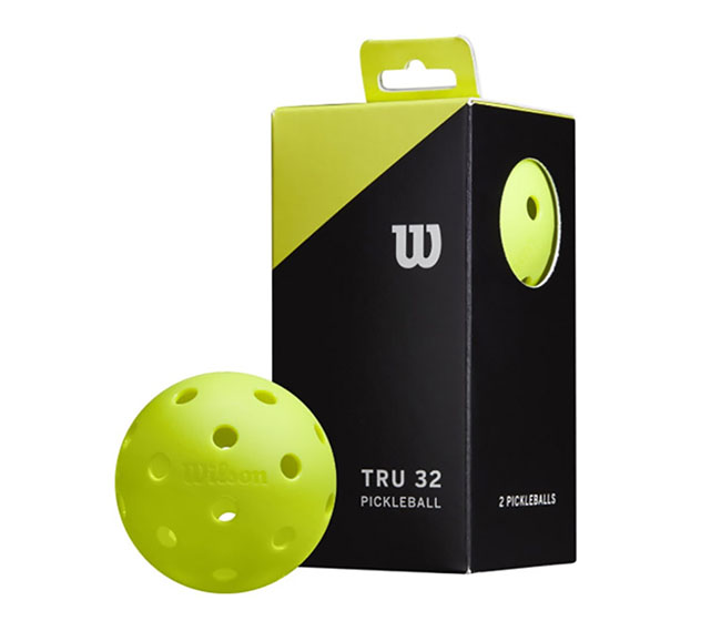 Wilson Tru 32 Outdoor Pickleball (2x)