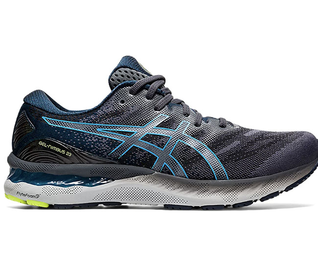 Asics Gel-Nimbus 23 (M) (Grey)