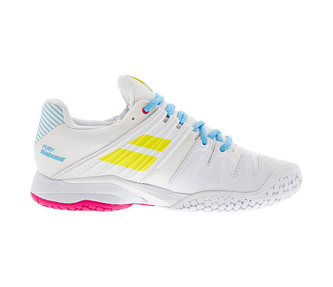 Babolat Propulse Fury All Court (W) (White/Blue)