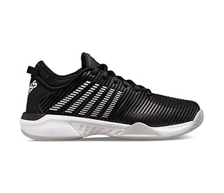 K-Swiss Hypercourt Supreme (W) (Black)