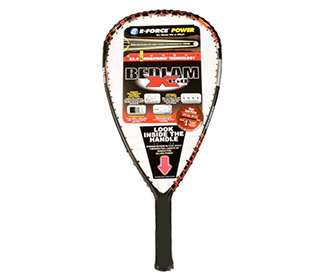 E-Force Bedlam X-150 Racquetball Racquet