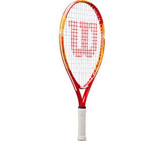 Wilson US Open 21 Junior (Strung) (No Cover)