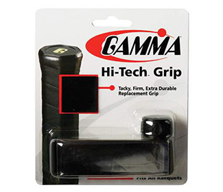 Gamma Hi-Tech Smooth Grip (1x) (Black)