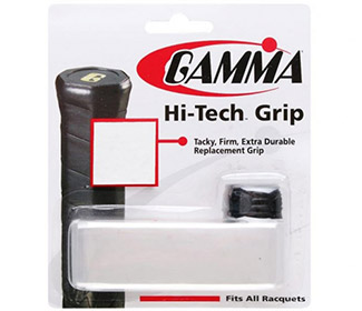 Gamma Hi-Tech Smooth Grip (1x) (White)