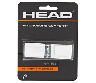 Head HydroSorb Comfort Grip (1x) (White)