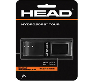 Head HydroSorb Tour Grip (1x) (Black)