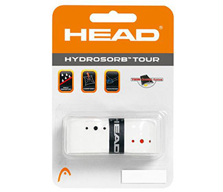 Head HydroSorb Tour Grip (1x) (White)
