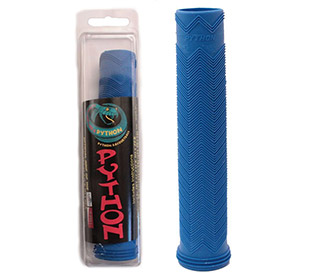 Python Rubber Racquetball Grip (1x) Blue